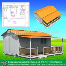 2014 Beautiful modular house/mobile house/prefab villa