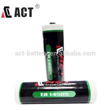 Tadiran TL-2100 3.6V Lithium AA Battery, TL-2100S