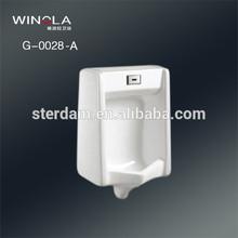 G-0028-A Modern urinal /Sanitary ware ceramic bathroom man urinal/ceramic small urinal