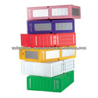 PP Coated Corrugated File Box , Eco-Friendly PP Corrugated File Box, A4/ FC Corrugated File Box