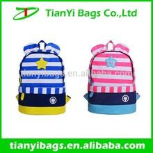 Wholesale kids brand name school bags