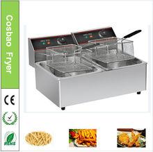 Kfc Kitcken Frying Machine/KFC Equipment:Electric Deep Fryer With Timer