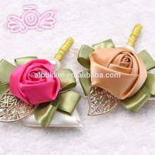 Creative handmade gifts monogram rhinestone cake toppers