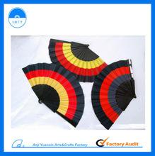 Cheap Custom Plastic Hand Fan Sticks