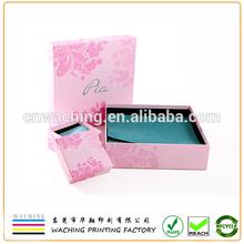 European decorate paper wedding favor box wholesale