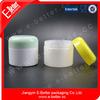 Clear plastic jar 100ml cheap jars decorative plastic jars