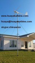5kw turbine eoliche prezzi, piccolo mulino a vento generatore di uso domestico, 220v generazione elettrica mulini a vento per la vendita