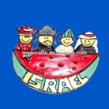 Polyresin Israel souvenir tourist, Resin Israel souvenir tourist
