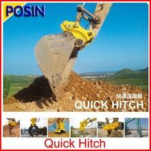 Quick Hitch/Excavator Hydraulic Quick Hitch Coupler/Excavator Bucket Quick Couplers