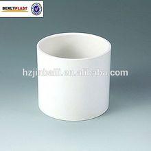 ASTM SCH40 PVC Guillemin Coupling White Color