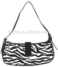 Polyester Suede Velvet Handbag