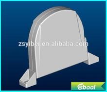 Durable aluminium roller shutter operator