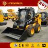 china compact wheel loader small wheel loader xcmg skid steer loader