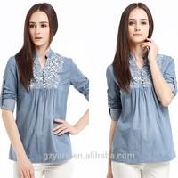 Latest fashion designs turkish tunics for women
