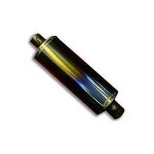 cnc precision titanium exhaust muffler