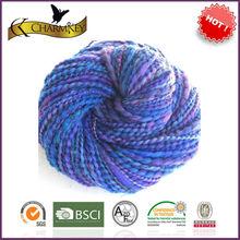 100% australian merino wool yarn thick and thin knitting yarn