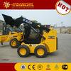 xcmg new skid steer loader XT740, china compact wheel loader,small wheel loader