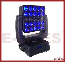 25*12W LED Matrix Moving Head, Moving Head Beam light 4in1 LED