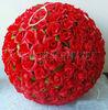 Yiwu Aimee supplies wholesale 60cm decorative artificial flower ball (AM-ZP035)
