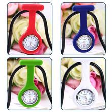 Mini Silicone Nurses Fashion Watch Brooch Nurses Pocket Watch Women Tone Wholesale China Watch New