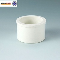 ASTM SCH40 White Color PVC Pipe Coupling