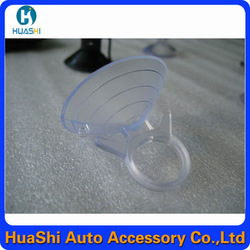 transparent glass suction cups wholesale ball pit balls