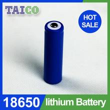 18650 lithium rechargeable li ion battery 18650 3.7v 2200mah