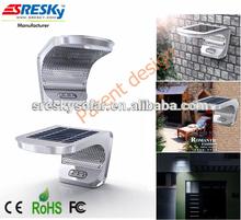 Quality Occupancy Decorative Solar Led Motion Sensor Light