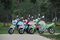 Caliente la venta de niños de plástico mini eléctrico de la motocicleta/niños moto