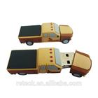 Soft pvc car shape 8gb cartoon usb flash drive pvc