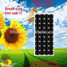 High quality Solar panel price india mono 70w, factory