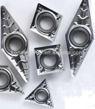 Carbide inserts for Aluminum (AL.) machining DCGX11T304