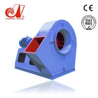 China Supplier Boiler Centrifugal Ventilation Exhaust Fan For Power Station
