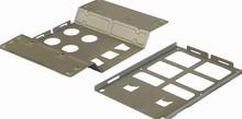 china supplier custom sheet metal fire rating