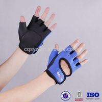 Wholesale custom China manufacturer Short Finger open smart dirt bike gloves