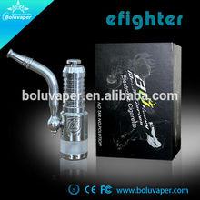 New Electronic Cigarettes 2014 Boluvaper Free OEM E Fighter Max Vapor Vaporizer Electronic Cigarette Bubbler Pipe