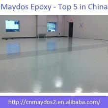 Maydos Diamond Hardness Oil Based Epoxy Resin Factory Floor Paint(Foshan Floor Coating Manufacturer)