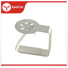 Stainless Steel Metal Type and Eco-Friendly,Eco-friendly Feature metal table cloth clip