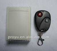Wireless remote button,2 button controls & 2 channel PY-DB11-4