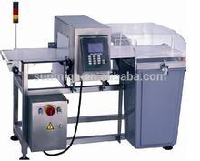 High precision automatic metal detector