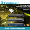 Colordreamer portable dmx controller RJ45 8*512 16*512 LED Edit software Madrix software