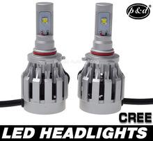 High lumen h7 h4 led headlight kit cree motorcycle led headlight