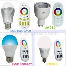 4W,5W,6W,9W RGB music+group+timer wifi led bulb