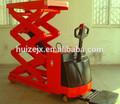 1000kg load capacity electric scissor lift table price