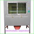 Eletrostática máquina de separação de separação / separador eletrostático / eletrostática