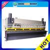 Hydraulic stainless steel cutting machine , price of shearing machines , manual sheet metal cutting machine