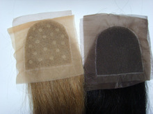 Best Selling ! Hair Closures thick unprocessed virgin brazilian human hair