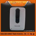 Melhor qualidade Hnet 3 g desbloqueado wireless router com RJ45 3000 mAh power bank