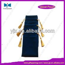 In Stock Jewelry Velvet pouches wholesale