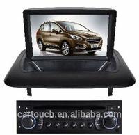 car radio dvd gps navigation for peugeot 3008